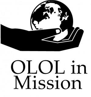 OLOL in Mission logo