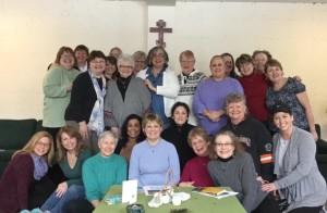 Womens Retreat group shot 2015