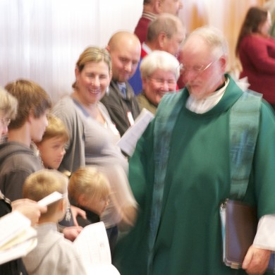 Mass Our Lady of Lourdes Milwaukee