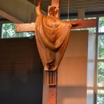 Risen Christ Our Lady of Lourdes Milwaukee