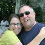 Colleen and Fr. Gerry
