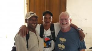 Three Brothers (Jean Baptiste, Jean Marie, & Ralph)