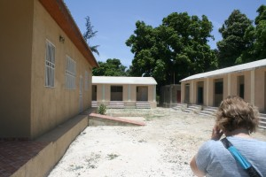 Paula's new orphanage (girls will move in September)